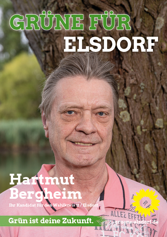 Flyer – Hartmut Bergheim